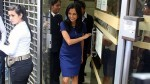 Nadine Heredia acudió a la Fiscalía para responder por aportes de Odebrecht - Noticias de ilan heredia