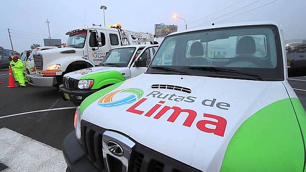 Rutas de Lima niega tener información sobre presuntos pagos — Odebrecht