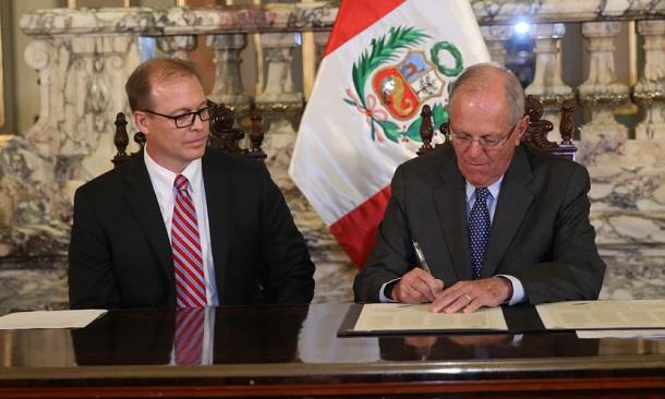 PERÚ: PPK suscribirá este miércoles la Declaración de Chapultepec