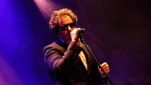 Anuncian segundo concierto en Lima — Andrés Calamaro