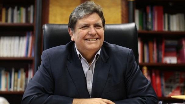 Alan García afirma que ninguna empresa lo sobornó, tras nuevos testimonios