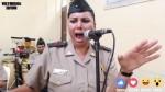 Facebook: mujer policía canta y sorprende por su parecido con Isabel Pantoja - Noticias de isabel pantoja