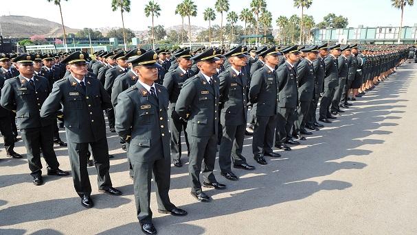Mininter anuncia cambios en el comando de la polic a for Cambios en el ministerio del interior