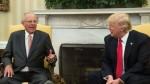 """Donald Trump llamó a PPK para """"hacer frente"""" a la crisis en Venezuela - Noticias de eeuu"""