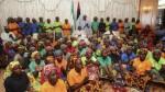 Nigeria: presidente recibió a las 82 estudiantes liberadas por Boko Haram - Noticias de boko haram