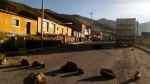 Arequipa: pobladores acatan paro de 24 horas exigiendo puestos de trabajo - Noticias de valle de majes