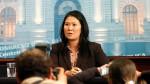 Keiko Fujimori estuvo a favor del arresto domiciliario para su padre - Noticias de roberto torres