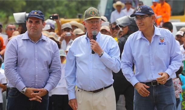 Principales autoridades participarán en la reunión por la reconstrucción — La Libertad