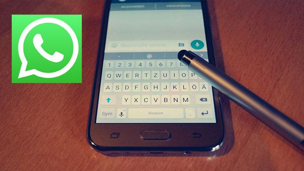 Descubre a dónde va lo que eliminas de WhatsApp