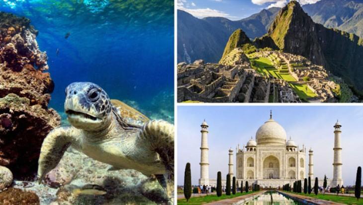 20 lugares turísticos que están en riesgo de desaparecer