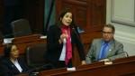 Letona: Buscaron enfrentarnos con proyecto de ley para Alberto Fujimori - Noticias de gino costa
