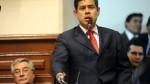 """Luis Galarreta: """"El Gobierno usó políticamente el indulto a Alberto Fujimori"""" - Noticias de luis caballero"""