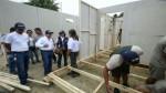 Piura: instalarán 4 mil módulos de vivienda para afectados por huaicos - Noticias de huaicos