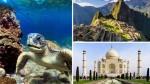 20 lugares turísticos en riesgo de desaparecer - Noticias de playa el faro