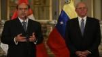 PPK recibió la visita del presidente de la Asamblea Nacional de Venezuela - Noticias de julio borges
