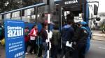 Corredor Azul: hoy y mañana buses desviarán su recorrido por evento deportivo - Noticias de avenida ricardo palma