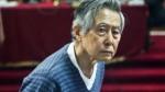 Alberto Fujimori: 59% respaldaría un indulto humanitario, según Ipsos - Noticias de salud alejandro aguinaga