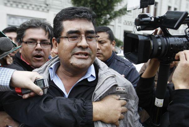 La Fiscalía sostiene que César Álvarez encabezó una red delictiva / Foto: archivo Andina