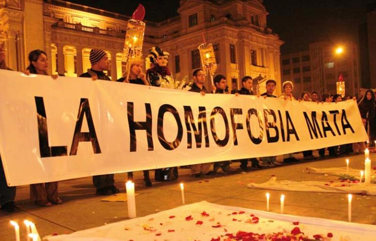 Hoy se celebra el Día Internacional Contra la Homofobia