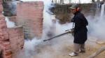 Piura: vecinos que impidan fumigación en sus casas serán sancionados - Noticias de huaicos