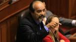 Mulder: Fiscal Juárez debe pedir detención de Ollanta Humala y Nadine Heredia - Noticias de apra jorge