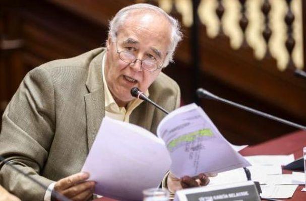 Víctor Andrés García Belaunde, congresista de Acción Popular / Foto: archivo Andina