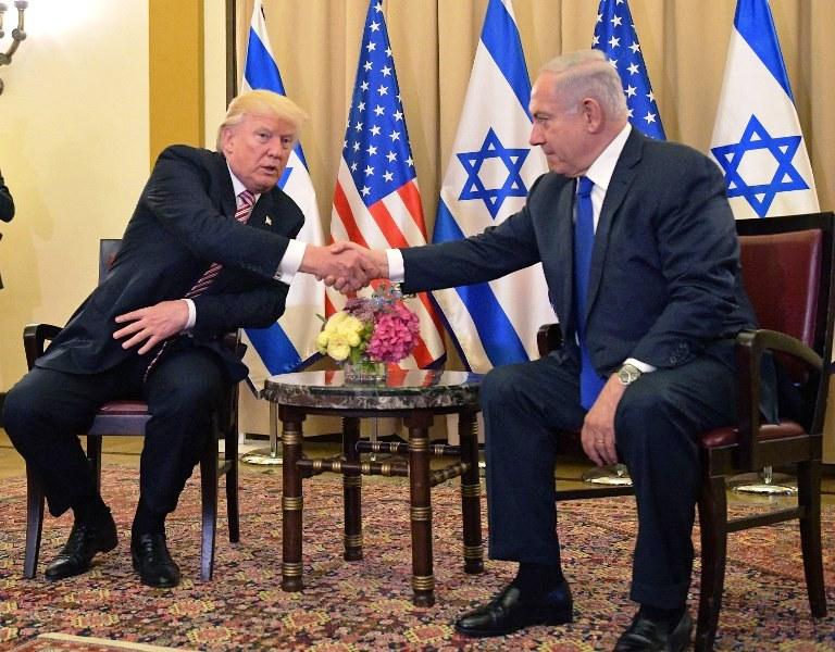 Trump promete a Netanyahu que