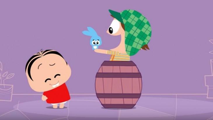 Youtube: Chavo del 8 reaparece en caricatura junto a un nuevo personaje