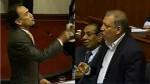 Becerril y Arana protagonizan fuerte discusión en debate sobre Venezuela - Noticias de ana mendoza
