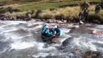 Cusco: hallan cadáver de turista mexicano en la cuenca del río Huapura - Noticias de ricardo cuenca