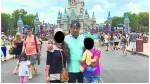 Wilfredo Oscorima se pasea en Estados Unidos junto a su familia - Noticias de la libertad