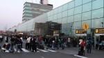 LAP: implicados en robo en el aeropuerto no son trabajadores - Noticias de mujeres trabajadoras