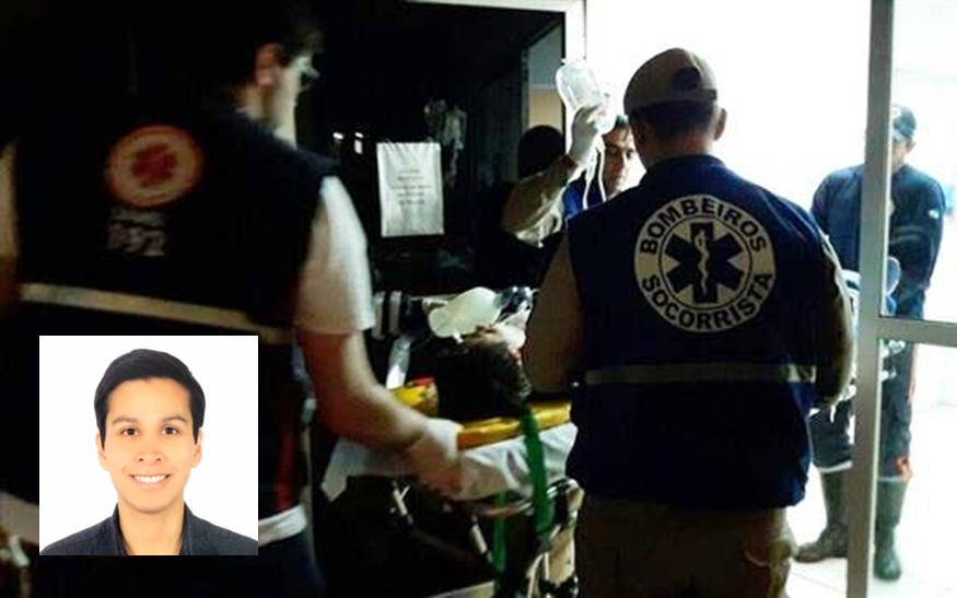 Estudiante peruano fue baleado durante asalto a universidad — Brasil