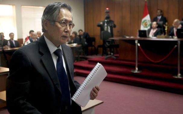 Juzgado admite apelación al hábeas corpus — Alberto Fujimori