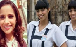 Melania Urbina compartió tierna foto junto a las gemelas de De vuelta al barrio