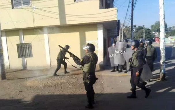 Tres heridos en enfrentamiento por azucarera Tumán — Lambayeque