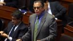 Comisión del Congreso citará al ministro Olaechea tras polémica por el Pisco - Noticias de chile