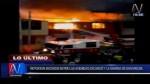 San Miguel: incendio consumió una vivienda entre avenidas Escardó y La Marina - Noticias de wal mart cristy walton