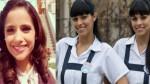 Melania Urbina compartió tierna foto junto a las gemelas de De vuelta al barrio - Noticias de melania urbina