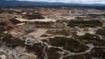 Madre de Dios: Policía destruye pozas en operativo contra la minería ilegal - Noticias de arequipa
