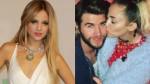 Liam Hemsworth: Eiza González habló del actor y de Miley Cyrus - Noticias de miley cyrus
