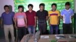 Amazonas: Policía captura a banda de asaltantes 'Los despreciables de Ocalli' - Noticias de banda de asaltantes|