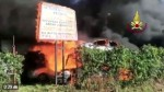 Italia: alarma en Roma por incendio cerca del Vaticano - Noticias de vaticano