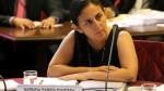 Salgado: Nadie ha presentado una moción para interpelar a Patricia García - Noticias de carlos tapia