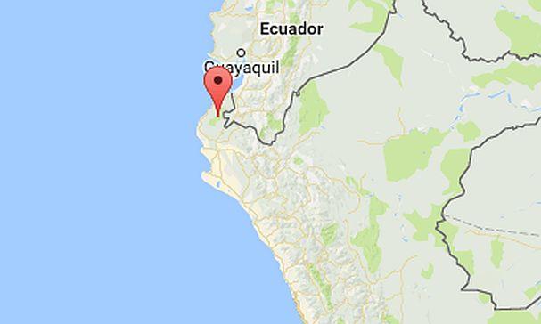Fuerte sismo se percibió en el norte de Perú