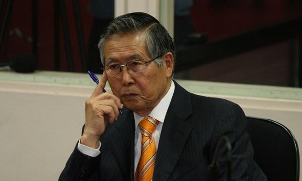 Chile amplia su extradición por lesa humanidad — Alberto Fujimori
