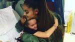 Ariana Grande visitó a sus fans hospitalizados tras atentado en Mánchester - Noticias de miley cyrus