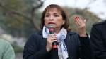 Elsa Galarza sostuvo que interpelaciones distraen el trabajo de ministros - Noticias de elsa galarza