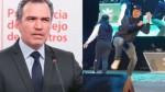 Facebook: ministro Salvador del Solar sorprendió al bailar hip hop - Noticias de panel g