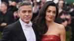 George Clooney y su esposa se convirtieron en padres de mellizos - Noticias de george clooney